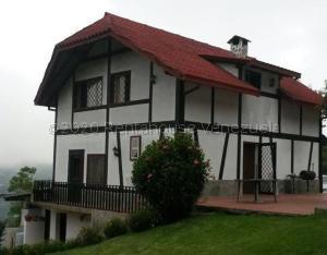 Casa En Ventaen La Colonia Tovar, La Colonia Tovar, Venezuela, VE RAH: 21-7911