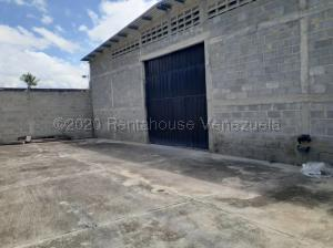 Galpon - Deposito En Alquileren Cabudare, El Placer, Venezuela, VE RAH: 21-8789