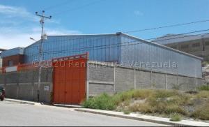 Galpon - Deposito En Ventaen Barquisimeto, Parroquia Juan De Villegas, Venezuela, VE RAH: 21-8818