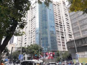 Oficina En Ventaen Caracas, Parroquia La Candelaria, Venezuela, VE RAH: 21-9191