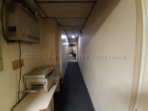 Oficina En Ventaen Caracas, Parroquia La Candelaria, Venezuela, VE RAH: 21-9320