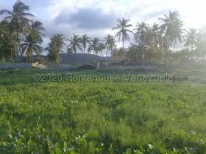 Terreno En Ventaen Boca De Uchire, La Playa, Venezuela, VE RAH: 21-9372