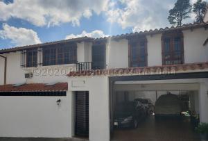 Casa En Ventaen Caracas, Lomas De Prados Del Este, Venezuela, VE RAH: 21-9808