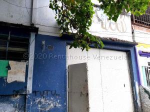 Galpon - Deposito En Ventaen Caracas, Cementerio, Venezuela, VE RAH: 21-10939
