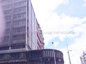 Oficina En Alquileren Caracas, La Candelaria, Venezuela, VE RAH: 21-10010