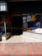 Local Comercial En Ventaen Caracas, Parroquia La Candelaria, Venezuela, VE RAH: 21-10278