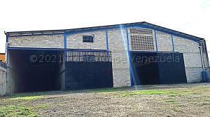 Galpon - Deposito En Alquileren La Victoria, Zona Industrial Soco, Venezuela, VE RAH: 21-10525