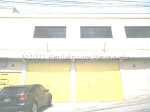 Galpon - Deposito En Alquileren Caracas, Mariche, Venezuela, VE RAH: 21-11101