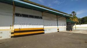 Galpon - Deposito En Alquileren Municipio San Diego, Parque Industrial Castillito, Venezuela, VE RAH: 21-11283