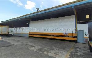 Galpon - Deposito En Alquileren Municipio San Diego, Parque Industrial Castillito, Venezuela, VE RAH: 21-11469