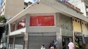 Local Comercial En Ventaen Caracas, Sabana Grande, Venezuela, VE RAH: 21-12244