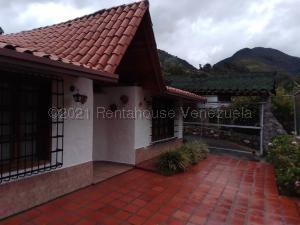 Casa En Ventaen Tabay, El Pedregal, Venezuela, VE RAH: 21-12451