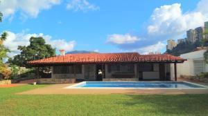 Casa En Ventaen Caracas, Prados Del Este, Venezuela, VE RAH: 21-12748