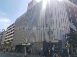 Oficina En Ventaen Caracas, Centro, Venezuela, VE RAH: 21-12710
