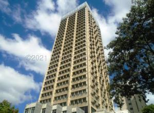 Oficina En Alquileren Caracas, Plaza Venezuela, Venezuela, VE RAH: 21-12726