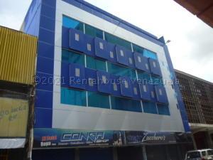 Oficina En Alquileren Barquisimeto, Centro, Venezuela, VE RAH: 21-13285