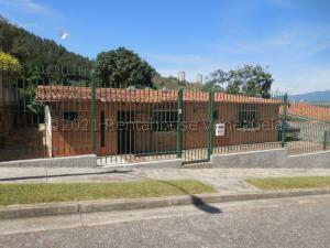 Casa En Ventaen Caracas, El Placer, Venezuela, VE RAH: 21-13291