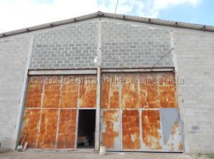 Galpon - Deposito En Alquileren Barquisimeto, Parroquia Juan De Villegas, Venezuela, VE RAH: 21-13878