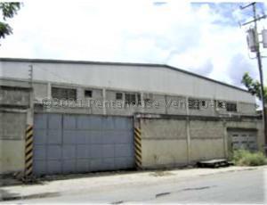 Galpon - Deposito En Ventaen Guarenas, Guarenas, Venezuela, VE RAH: 21-14663