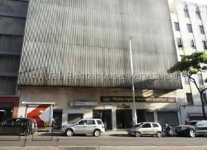 Oficina En Ventaen Caracas, Parroquia Altagracia, Venezuela, VE RAH: 21-15938