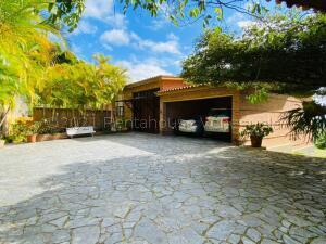 Casa En Ventaen Caracas, Alto Hatillo, Venezuela, VE RAH: 21-16318