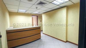 Oficina En Alquileren Caracas, Chacao, Venezuela, VE RAH: 21-16109