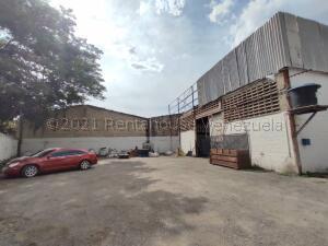Galpon - Deposito En Alquileren Municipio Santiago Marino, Barrio Saman De Guere, Venezuela, VE RAH: 21-16169