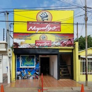 Local Comercial En Ventaen Maracaibo, Los Haticos, Venezuela, VE RAH: 21-16181