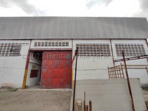 Galpon - Deposito En Alquileren Municipio Santiago Marino, Barrio Saman De Guere, Venezuela, VE RAH: 21-16202