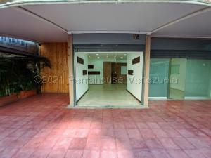 Local Comercial En Ventaen Caracas, Los Palos Grandes, Venezuela, VE RAH: 21-16368