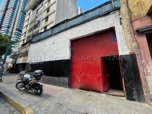Galpon - Deposito En Ventaen Caracas, La Candelaria, Venezuela, VE RAH: 21-16358