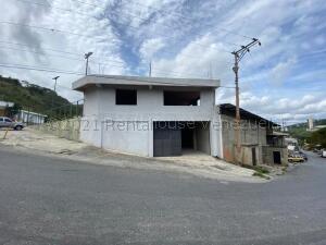 Galpon - Deposito En Alquileren Caracas, El Encantado, Venezuela, VE RAH: 21-16660