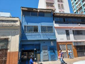 Edificio En Ventaen Caracas, Parroquia San Juan, Venezuela, VE RAH: 21-16531