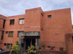 Apartamento En Ventaen Caracas, La Boyera, Venezuela, VE RAH: 21-18630
