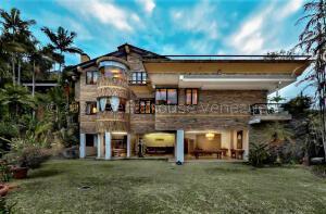 Casa En Ventaen Caracas, Alto Hatillo, Venezuela, VE RAH: 21-16667