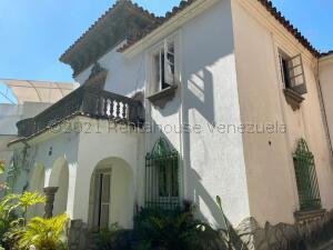Casa En Ventaen Caracas, San Bernardino, Venezuela, VE RAH: 21-16803