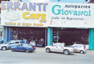 Galpon - Deposito En Ventaen Caracas, La Yaguara, Venezuela, VE RAH: 21-17005
