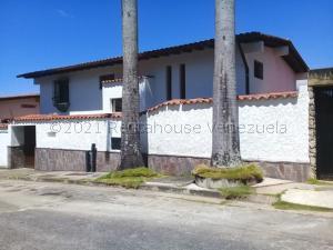 Casa En Ventaen Caracas, Los Naranjos Del Cafetal, Venezuela, VE RAH: 21-17121