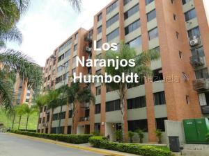 Apartamento En Alquileren Caracas, Los Naranjos Humboldt, Venezuela, VE RAH: 21-17505