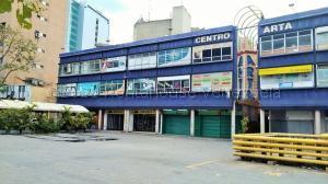 Local Comercial En Ventaen Caracas, Chacaito, Venezuela, VE RAH: 21-17954