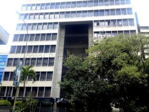 Oficina En Ventaen Caracas, El Rosal, Venezuela, VE RAH: 21-18205