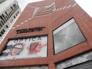 Local Comercial En Ventaen Caracas, San Bernardino, Venezuela, VE RAH: 21-18273
