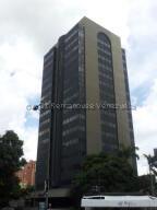 Oficina En Ventaen Caracas, El Rosal, Venezuela, VE RAH: 21-19911