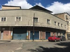 Edificio En Ventaen Caracas, Los Rosales, Venezuela, VE RAH: 21-18834