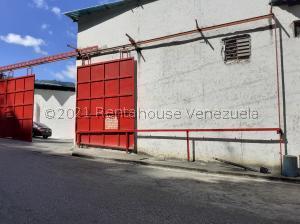 Galpon - Deposito En Alquileren Guarenas, Mampote, Venezuela, VE RAH: 21-19131