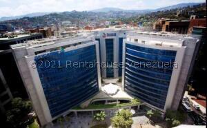 Oficina En Ventaen Caracas, El Rosal, Venezuela, VE RAH: 21-19489