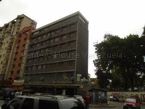 Edificio En Ventaen Caracas, Los Caobos, Venezuela, VE RAH: 21-19207