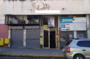 Local Comercial En Ventaen Caracas, Parroquia Altagracia, Venezuela, VE RAH: 21-19533