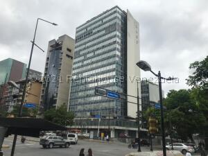 Oficina En Ventaen Caracas, El Rosal, Venezuela, VE RAH: 21-19556