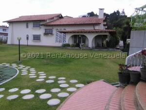 Casa En Ventaen San Antonio De Los Altos, Club De Campo, Venezuela, VE RAH: 21-19579